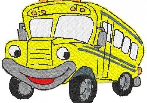 Buss til Harley cruiset