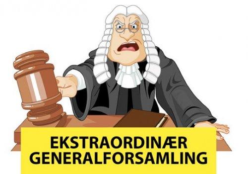Ekstraordinær Generalforsamling